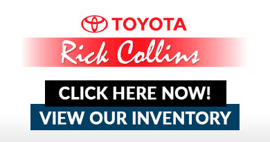 Rick Collins Toyota Virtual Tent Event
