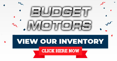 Budget Motors Labor Day Tent Sale